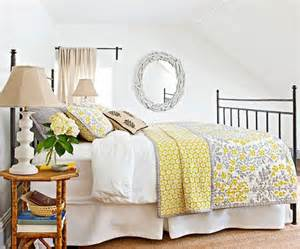 Yellow White Bedroom by Gallery For Gt Yellow And White Bedroom