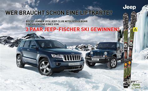 jeep ski gewinner der jeep fischer ski jeep 174 club austria