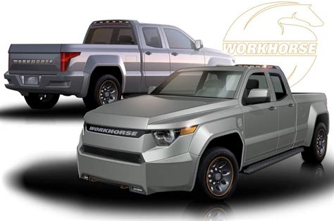 workhorse electric pickup truck workhorse w 15 electric pickup truck receives letters of