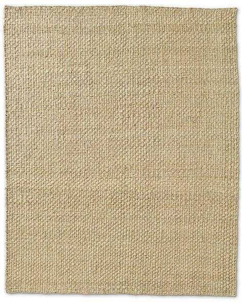 basket weave jute rug linen
