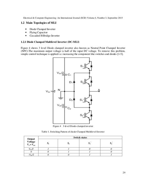 flying capacitor inverter flying capacitor multilevel inverter simulink model 28 images introduction to multilevel