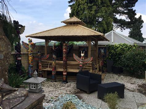 pavillon bambus pavillon big horn