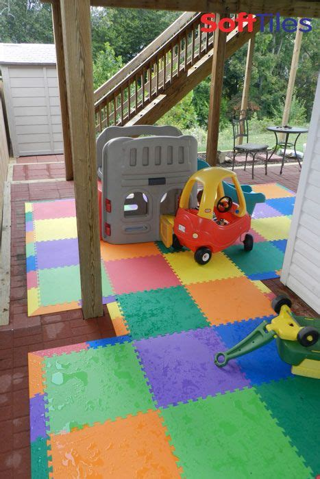 Outside Foam Mats by Pin By Softtiles Interlocking Foam Mats On Playrooms