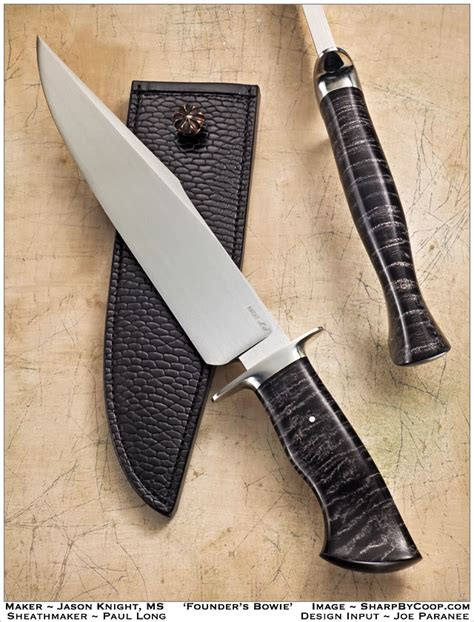 Hand Forged Kitchen Knives bladeforums best bowie 2011 edition voting closed