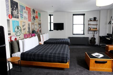 New The Room Ace Hotel New York S Bazaar