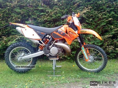 Ktm Enduro Accessories 2006 Ktm Exc 250 With Accessories And Real 52 5 Bst
