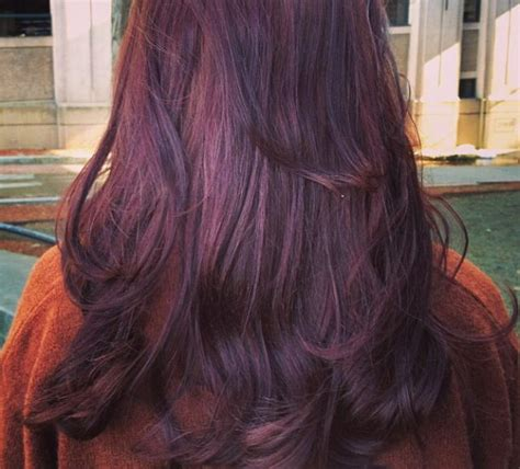 cherry coca cola hair color 57 best hair highlights images on pinterest colourful