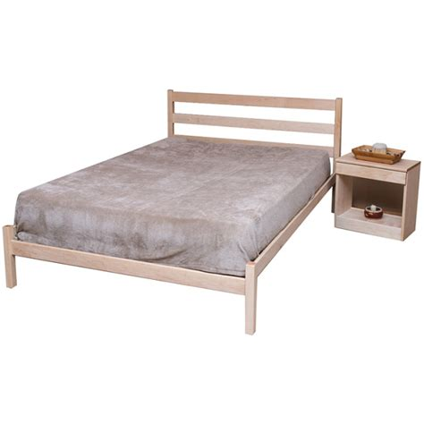 xl beds pinon xl bed by nomad furniture usa made free shipping