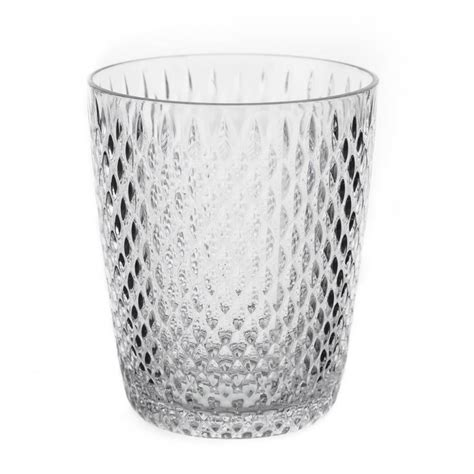 vaso trasparente vaso 8x8x9 5cm transparente pvc