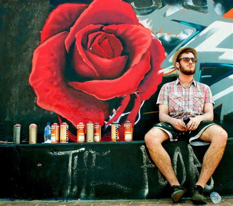 spray painter in durban giffy duminy graffiti spray paint markers artist