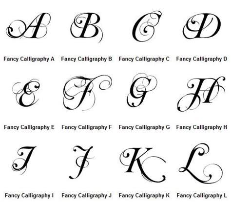 beautiful letters graffiti letters a z fancy calligraphy