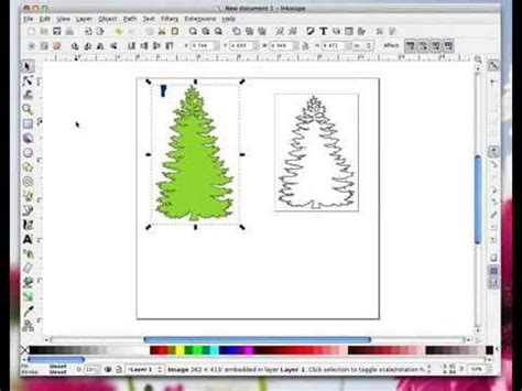 inkscape tutorial advanced advanced auto tracing with inkscape photos scan n cut