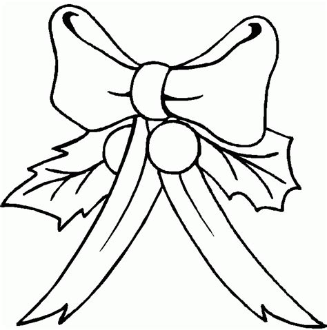 small bow coloring page bows coloring pages coloring home
