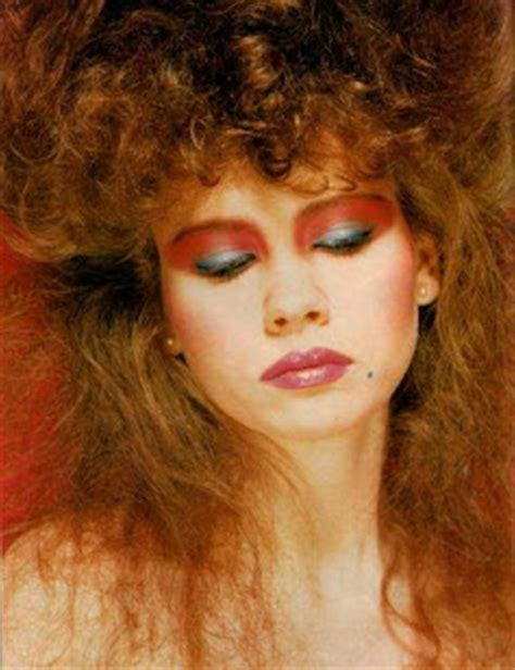 hair and makeup of the 80 s hairstyles makeup beautiful woman 80s makeup 80s