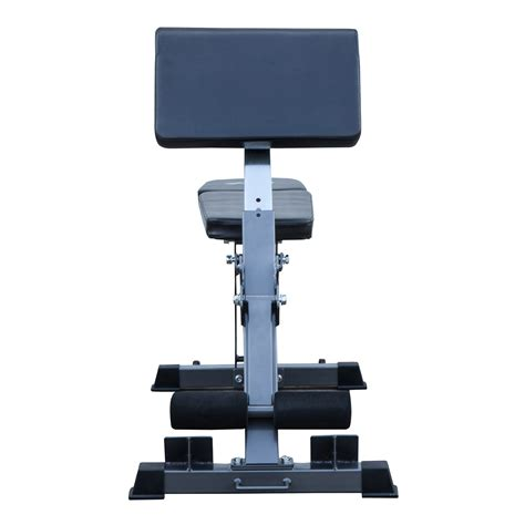 all in one bench all in one bench ab hyperextension preacher curl equipment fitness adjustable ebay