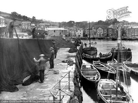 a history of mevagissey books mevagissey spreading the nets to 1924 francis frith