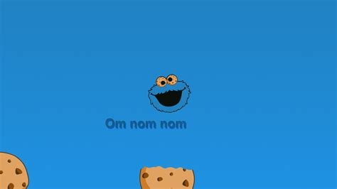 wallpaper cartoon monster hd cookiemonster full hd wallpaper and background image