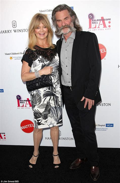 goldie hawn engaged goldie hawn 70 and kurt russell 64 to finally get