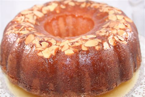 Amaretto Pound Cake Recipe ? Dishmaps