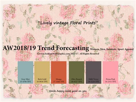 autumn winter 2018 2019 trend forecasting is a trend color autumn winter 2018 2019 trend forecasting is a trend color