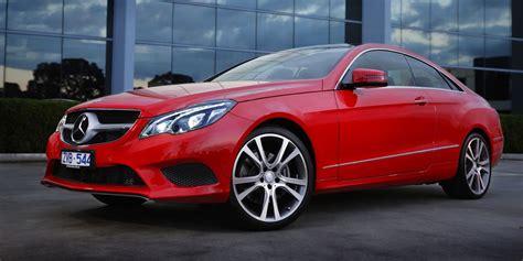 mercedes e class coupe convertible mercedes e class coupe and convertible review caradvice