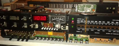 Fortuner Tb1 2 grundig receiver r48 brown 2a riparazione grundig