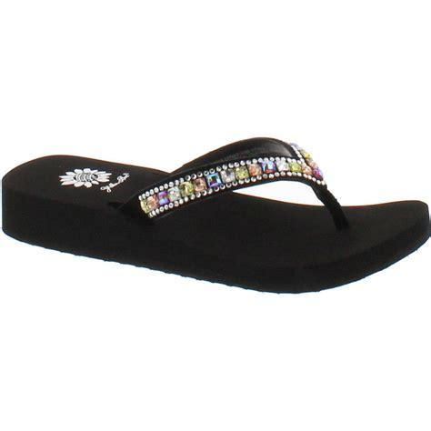 yellowbox sandals yellow box womens zabrina fashion flip flop sandals