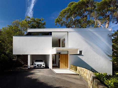 international house style castlecrag house modern exterior sydney by