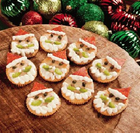 pinterest snack ideas for christmas party just b cause