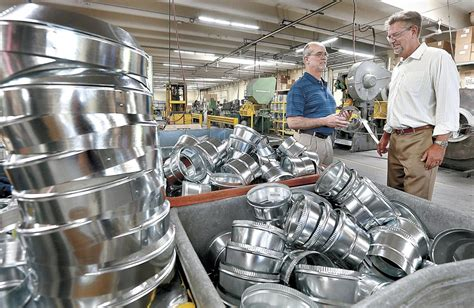 Zm Sheet Metal Inc Winchester Va - metal company celebrates its 50th anniversary winchester