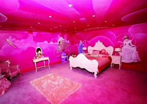 wallpaper dinding kamar tidur anak muda desan kamar anak perempuan tema princess desain tipe rumah