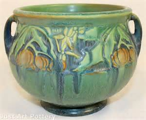 Frankoma Pottery Vase New Addition Of Roseville Patterns At Just Art Pottery