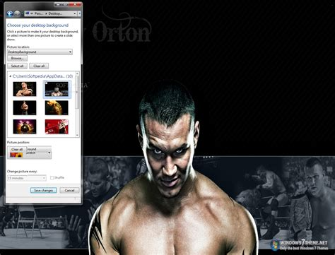 Download Themes For Windows 7 Wwe | wwe windows 7 theme download