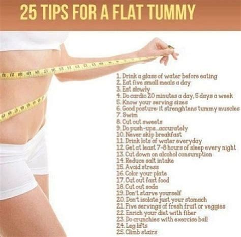 8 Foods That Flatten Your Stomach by Flat Tummy Tips Healthy Is A Lifestyle