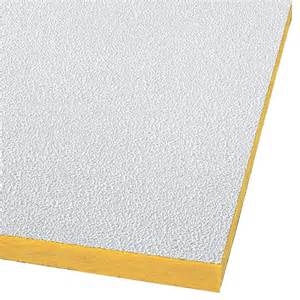 shop armstrong 16 pack ceiling tiles actual 47 719 in x