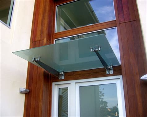 Glass Awning System by Crl Universal Awning Brackets