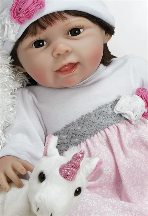 doll babies baby doll that looks real silicone vinyl 21 inch
