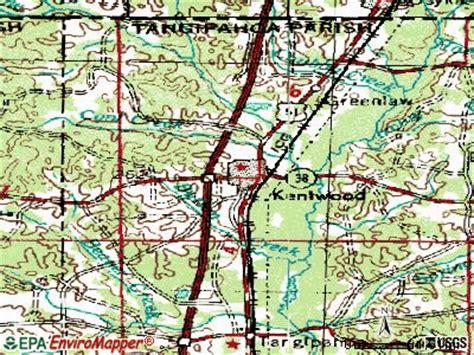 kentwood louisiana map kentwood louisiana la 70444 profile population maps