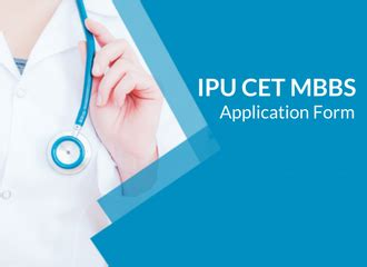 Ipu Mba Syllabus 2017 by Ipu Cet Mbbs 2018 Application Form Registration