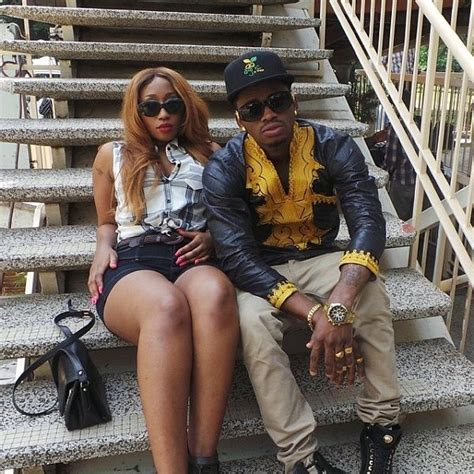 tanzania celebrity gossip news tanzania s diamond platnumz fights with girlfriend over a