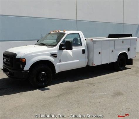 how it works cars 2008 ford f350 windshield wipe control find used 2008 ford f350 xl superduty dually utility work truck tommy gate 5 4l v8 in rialto