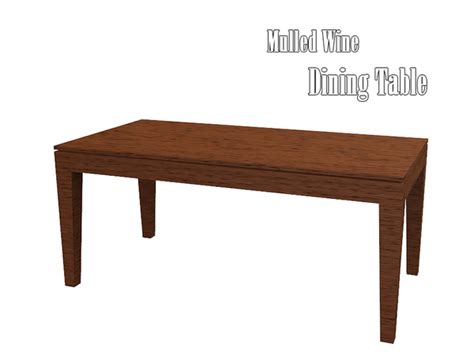 Wine Dining Table Kiolometro S Mulled Wine Dining Table