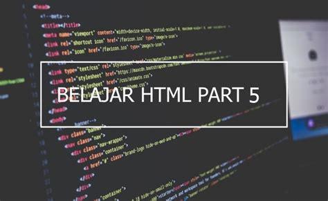membuat html paragraf tutorial cara membuat paragraf di html dengan mudah