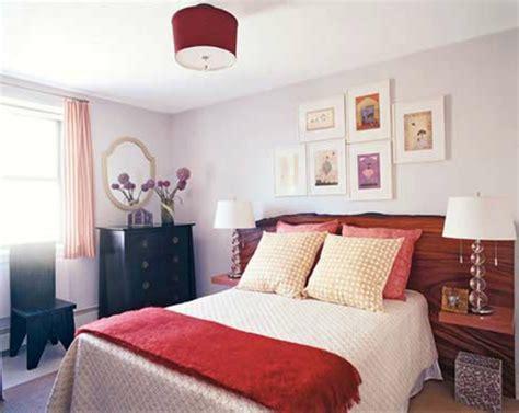 schlafzimmer einrichten rotes bett kleines schlafzimmer einrichten 80 bilder archzine net