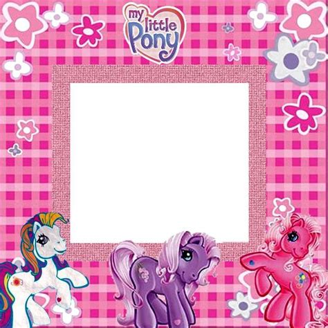 Photo Frame Pony my pony 2 digital scrapbooking at scrapbook flair