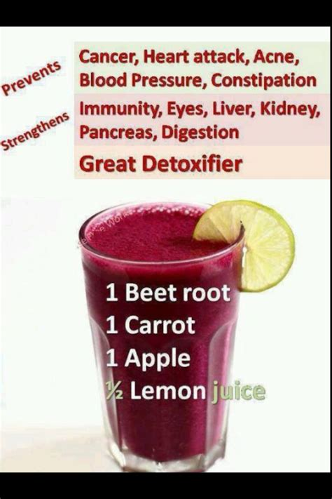 Vitamix Liver Detox by Vitamix Beet Apple Detoxifier Smoothie Drinks Or
