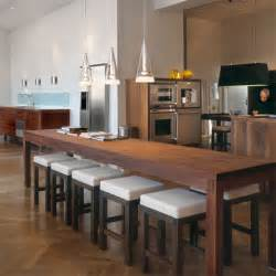 Kitchen Dining Island by Kitchen And Dining Tables Kitchen Design Photos