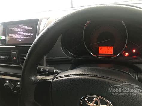 Toyota Yaris G Tahun 2015 jual mobil toyota yaris 2015 g 1 5 di banten automatic