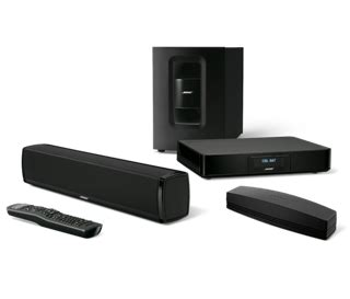 soundbars and home cinema systems