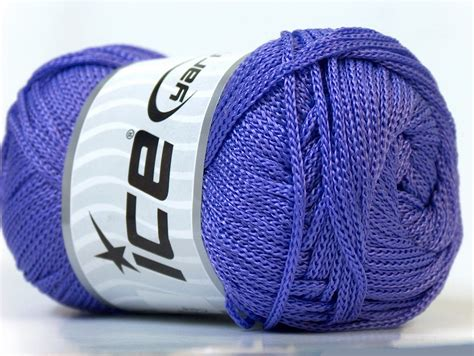 Macrame Yarn - macrame cord lavender at yarns yarn store